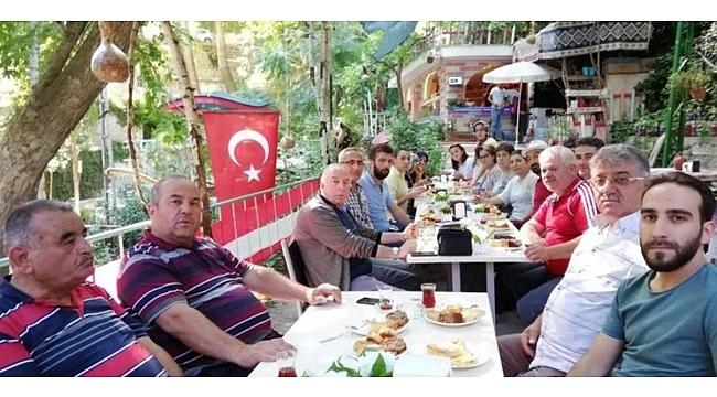CHP ve İyi Parti Yemekte Buluştu