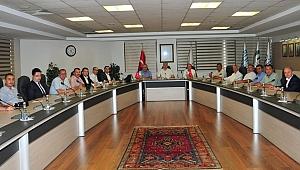 E.Çavaş 'Bölge Tarımsal İstişare' Toplantısına Katıldı