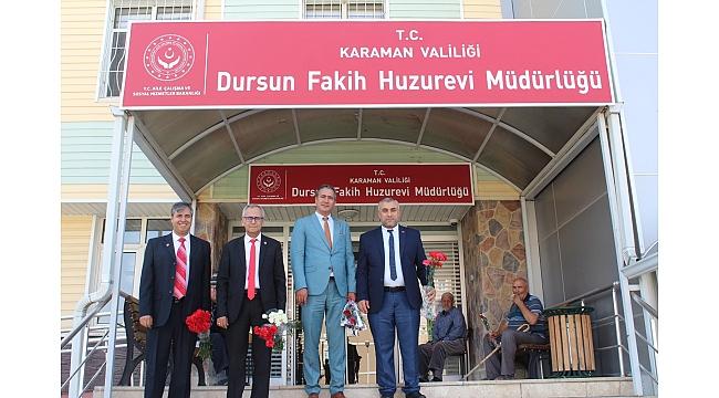 Yeniden Refah Partisi'nden Huzurevi Ziyareti