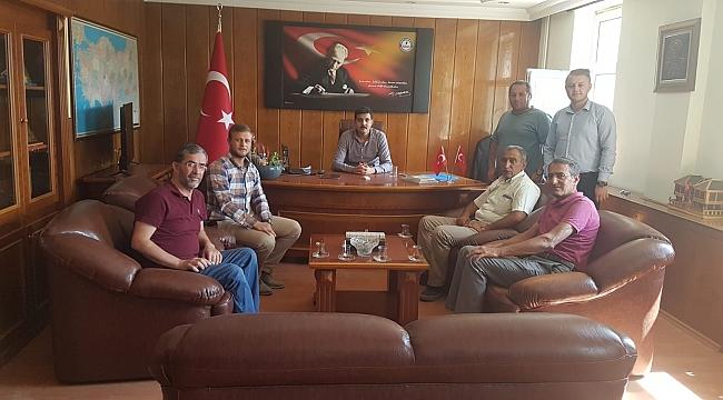 Kazımkarabekirspor Yönetim Kurulundan Ziyaret