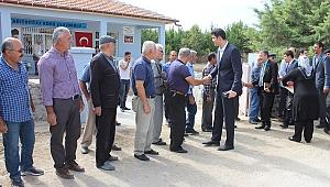 Ağızboğaz Köyü İlkokulu Açıldı