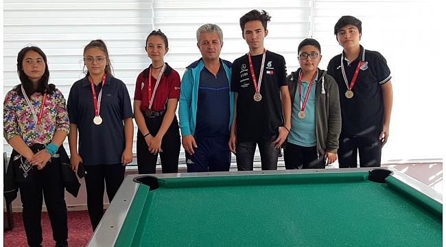 Amatör Spor Haftası Bilardo Müsabakaları Sona Erdi