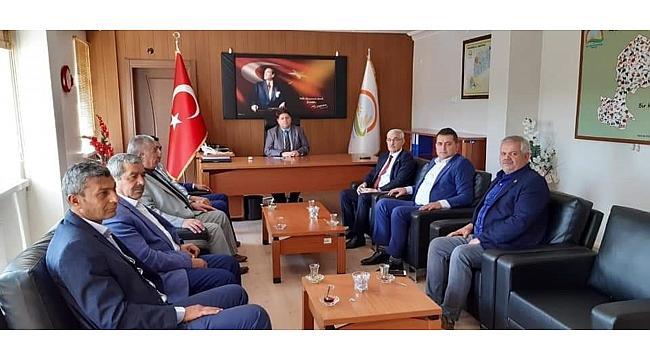 İl Genel Meclisi 'Hayırlı Olsun' Ziyaretleri