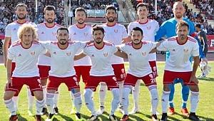 Karaman Belediyespor Deplasmanda Kaybetti