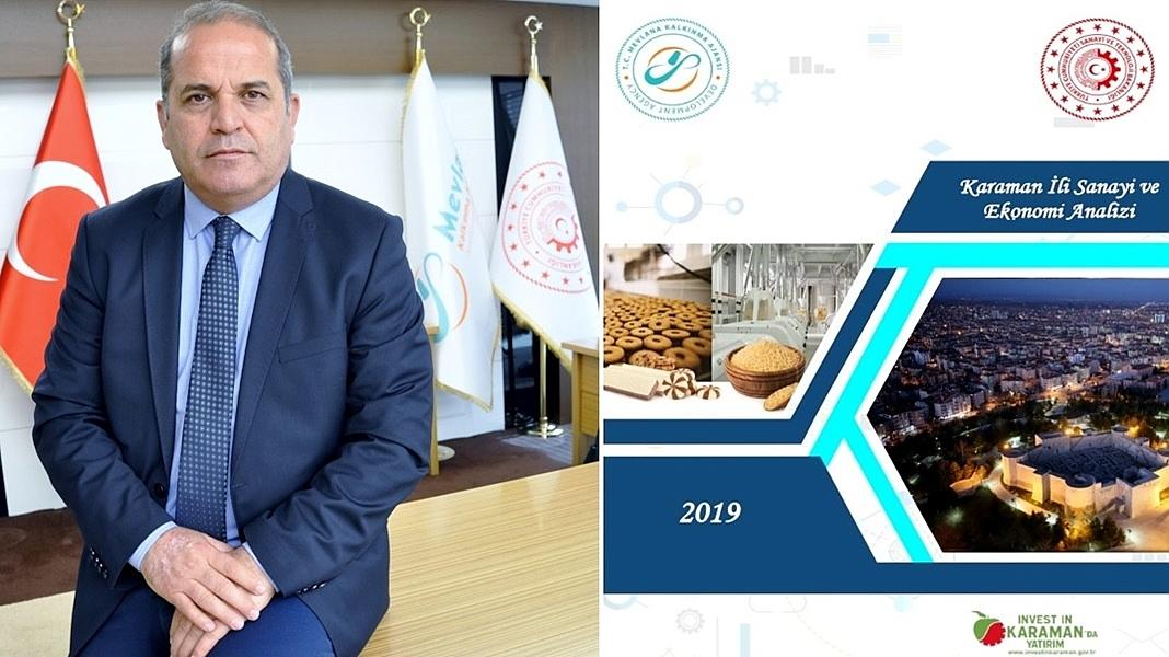 MEVKA, Karaman'ın Sanayi ve Ekonomideki Son Durumunu Analiz Etti