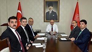 Vali Yardımcıları Ve Kaymakamlar Toplantısı Yapıldı