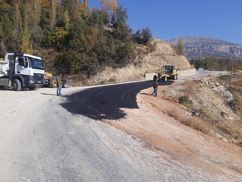 Ermenek Belediyesi Kış Öncesi Çalışmalarını Hızlandırdı