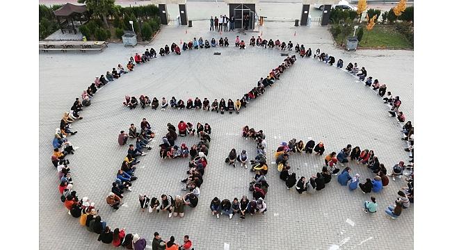 Kazım Karabekir MYO'dan 10 Kasım Etkinliği