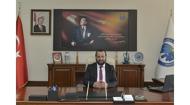 Rektör Akgül'den Dünya İnsan Hakları Günü Mesajı