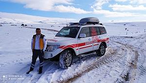 Karaman'da 7 Saatlik Kurtarma Operasyonu