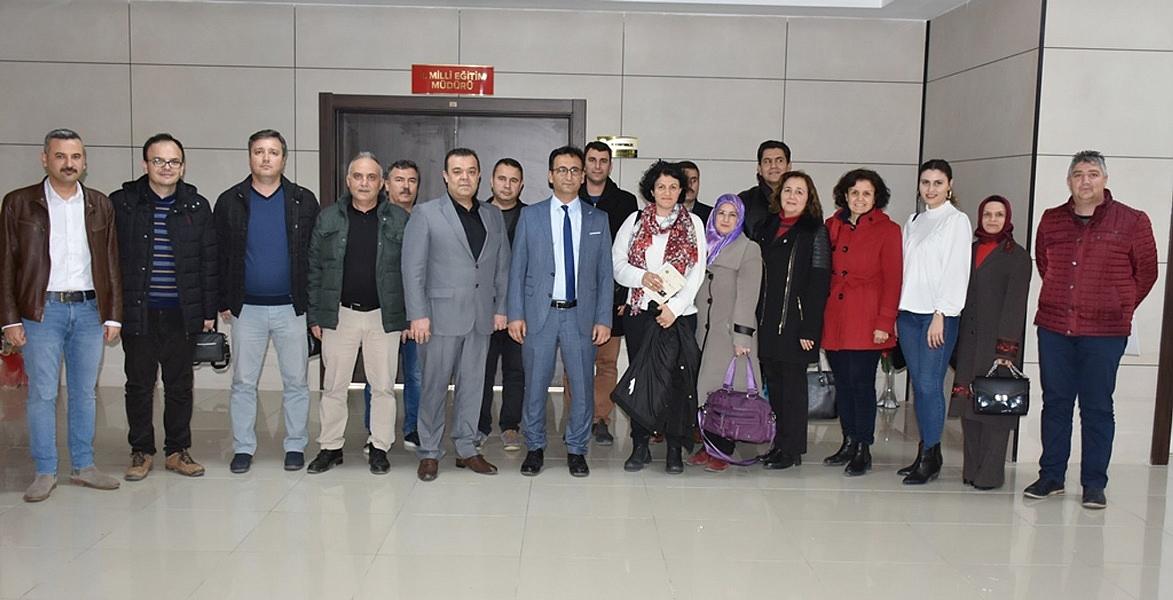 Karaman'da Eğitim Yöneticileri ve Öğretmenler Avrupa'ya Gidiyor