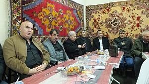 MHP Karaman Teşkilatı Dinek Köyündeki Saya Şenliği'ne Katıldı