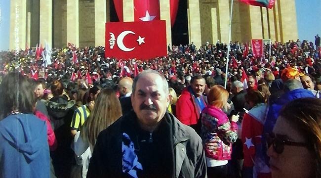 Atatürk ve Cumhuriyet'e Vefa Kitabı Çıktı