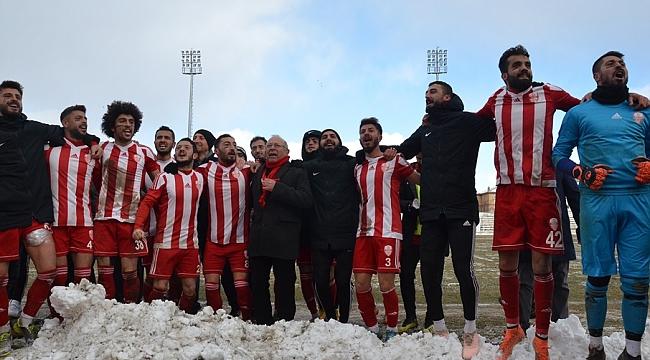 Karaman Belediyespor 3. Lige Çıkabilir