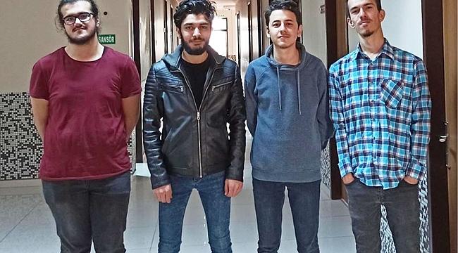 KMÜ Mühendislik Fakültesi Öğrencileri Teknofest İçin İddialı
