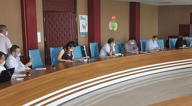Eğitim ve Araştırma Hastanesi İlk Toplantısını Gerçekleştirdi