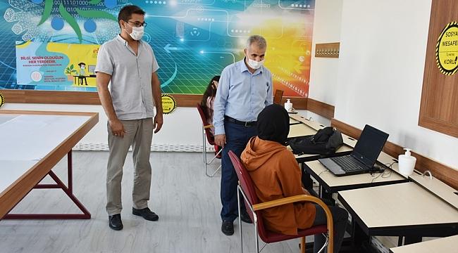 İnterneti Olmayan Öğrenciler İçin Okullarda EBA Destek Noktaları Kuruldu