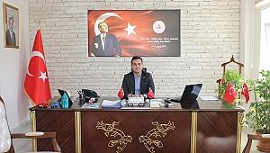 Kaymakam Şahin, Kazımkarabekir'e Veda Etti