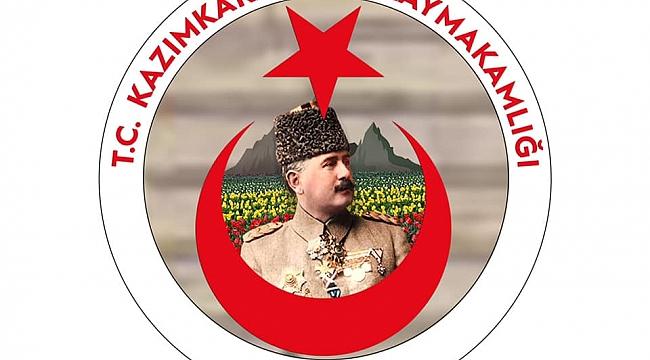 Kazımkarabekir Kaymakamlığının Logosu Yenilendi