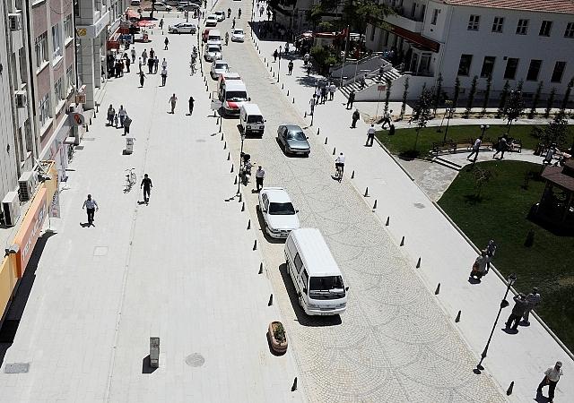 Karaman'da Motorlu Taşıt Sayısı 93 Bini Geçti