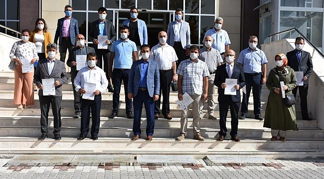 Karaman'da Okullar 'Okulum Temiz' Belgesini Aldı