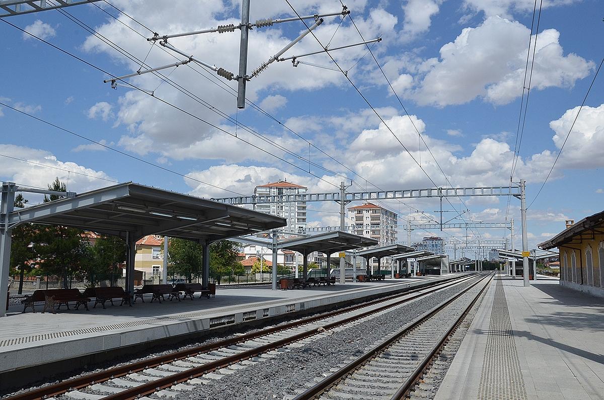 Karaman-Konya Hızlı Treninde Yeni Tarih: Mayıs 2021