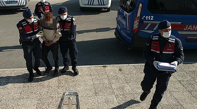 Karaman'da 8 Ayrı Hırsızlık Olayına Karışan Zanlı Tutuklandı