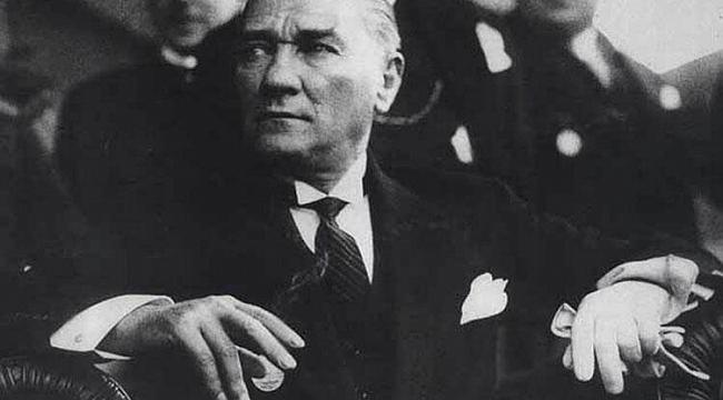 Karaman'da Atatürk'e Hakarete Sert Tepki