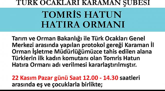 Türk Ocakları Karaman Şubesi