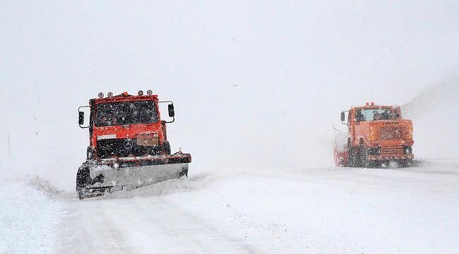 Yüksek Kesimlere Kar Yağışı Bekleniyor