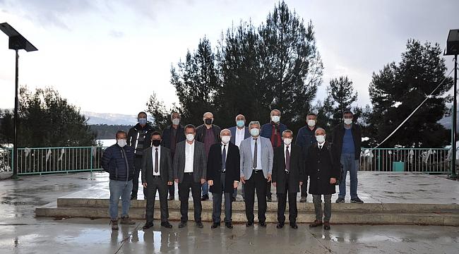 Ermenek'te Turizm Ve Kültür Amaçlı Farkındalık Toplantısı Yapıldı
