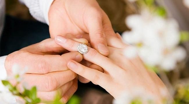 2020 Yılında Karaman'da 1,647 Çift Evlendi, 407 Çift Boşandı