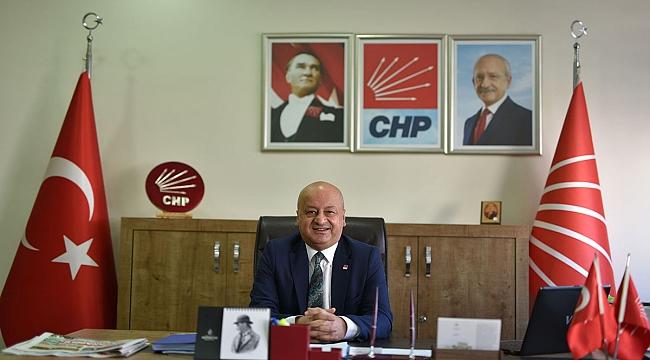 CHP İl Başkanı Kağnıcı;