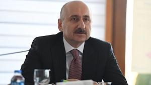Ulaştırma Bakan Karaismailoğlu: