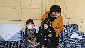 Yunan Polisinden Zulüm Gördüler, Karaman'daki Akrabalarının Yanına Sığındılar