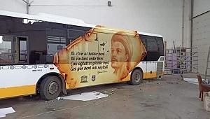 Yunus Sevgisi Karaman'ın Her Yerine Yayılıyor