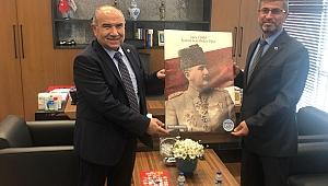 Kazımkarabekir Belediye Başkanı Boyacıoğlu'ndan Bera Holding'e Teşekkür Ziyareti