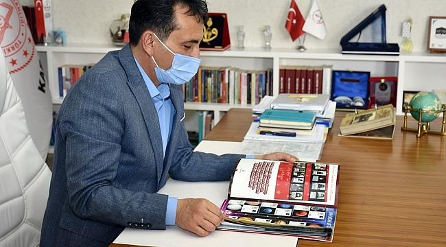 Mareşal Mustafa Kemal Ortaokulu Öğrencilerinden Etwinning Dergisi