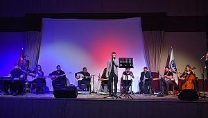 Müzik Ekibi İlk Sanat Müziği Konserini Verdi