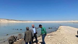Yeşildere Bölgesindeki Çiftçiler DSİ'den İbrala Barajının Durumuyla İlgili Açıklama Bekliyor