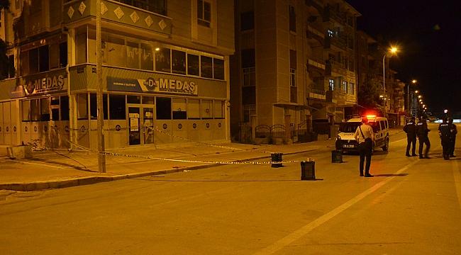 Karaman'da Arkadaşların Kavgası Kanlı Bitti