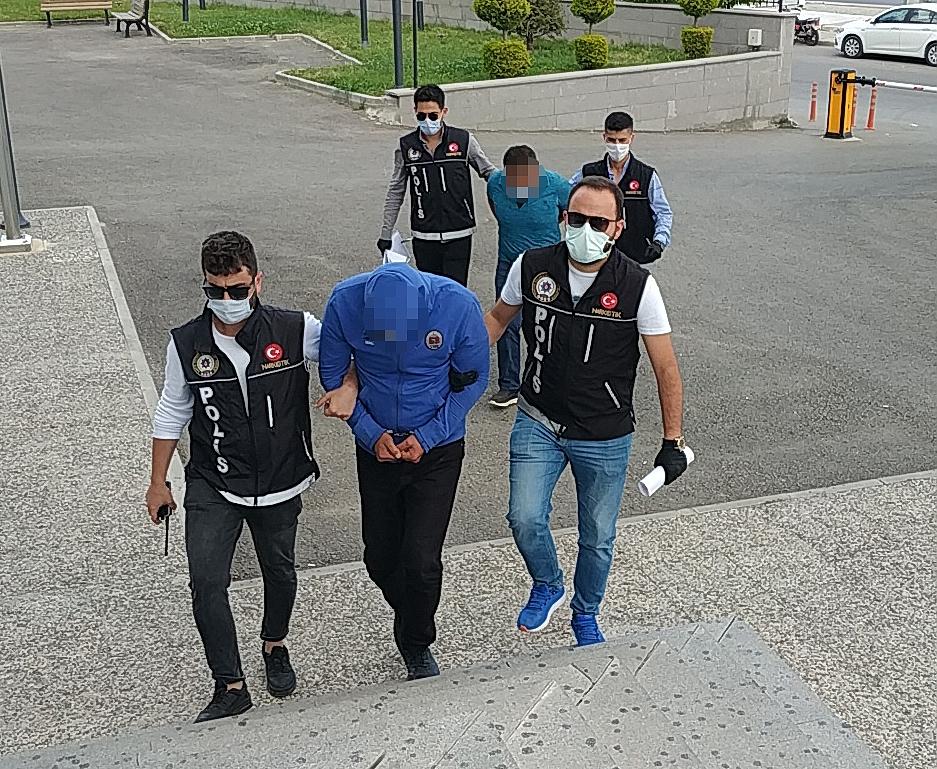 Karaman'da Uyuşturucu Operasyonu: 1 Kişi Tutuklandı
