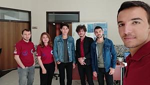 KMÜ Takımları Teknofest'te Ön Elemeyi Geçti