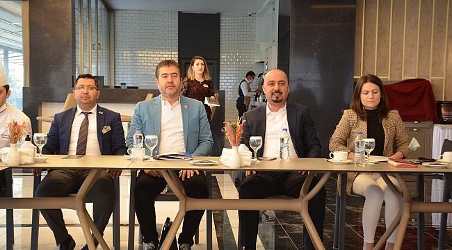 New Karaman Otel, Basın Mensuplarına Yenilenen Yüzünü Tanıttı