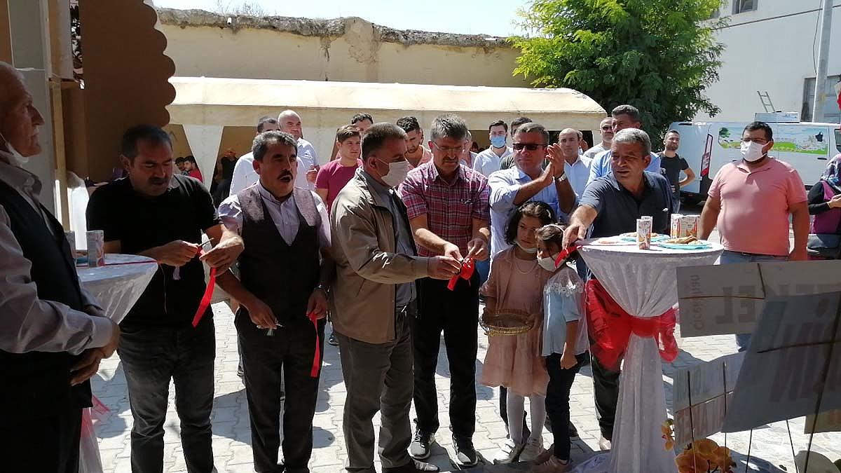 Anadolu Veterinerlik Akçaşehir'de Hizmete Açıldı