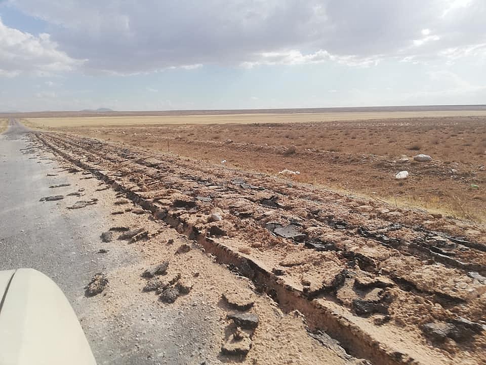 Karaman'da Bir İlk Yapılıyor, Beton Yol Denemesinde Çalışmalar Başladı