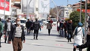 Karaman'da Korona Vaka Artışı Nüfus Haraketliliğinden Kaynaklandı