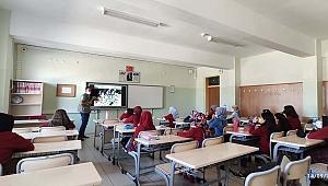 Okullarda 'Doğa' Eğitimleri Devam Ediyor
