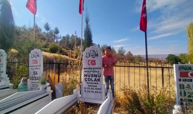 3 Aylıkken Babasını Maden Kazasında Kaybeden Kübra: Babamı Görmedim Ama Çok Özledim