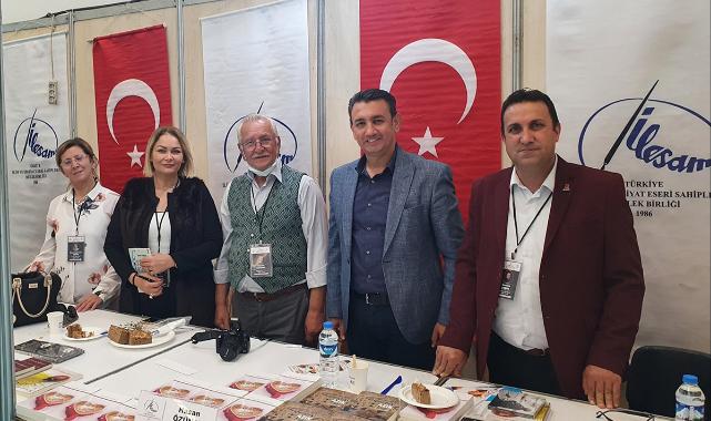 Ankara Kitap Fuarında Karaman'ı Yazar Ve Şairlerimiz Temsil Etti